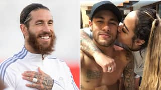 "Sergio Ramos Once Said ""We'd Have To Negotiate His Sister's Birthday"" If Real Madrid Signed Neymar"