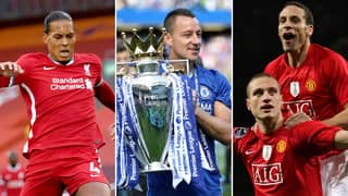 John Terry Named The Best Centre Back In Premier League History