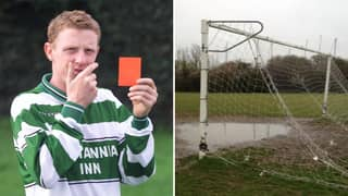 It's Been 20 Years Since The Fastest Red Card In Football History And We Found The Man Responsible