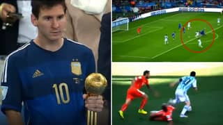 Lionel Messi's Incredible World Cup Highlights Show He Really Deserved To Win It In 2014