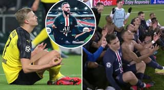Erling Haaland Finally Hits Back At Neymar After PSG Players Mocked His Meditation Celebration
