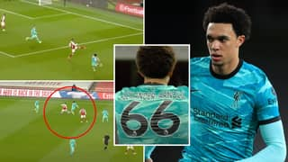 Trent Alexander-Arnold Shows He's Back To His Best In Incredible Highlights Package