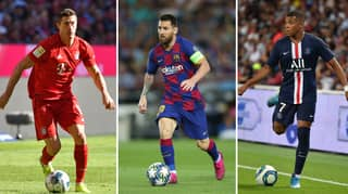 Lionel Messi Is Second In 2019's Top Goalscorers List, Cristiano Ronaldo Occupies 16th Place