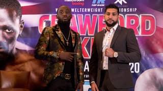 Terence Crawford Beats Amir Khan At Madison Square Garden
