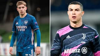 Martin Keown Suggested Emile Smith Rowe Could Be As Good As Cristiano Ronaldo