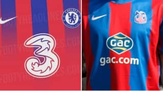 Chelsea's New Third Kit Design Is Basically A Crystal Palace Strip