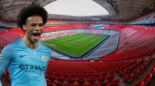 Bayern Munich 'Make £35m Bid For Man City Star Leroy Sane' After Agreeing Five-Year Deal