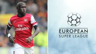 Bacary Sagna Says He Won't Watch Football Any More