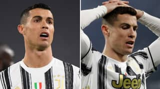 Cristiano Ronaldo Finally Reacts To Juventus' Champions League Last 16 Elimination