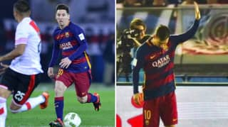 When Lionel Messi Apologised For Scoring A Goal