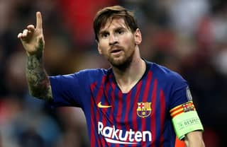 Barcelona's Best Players Voted For By Fans, Lionel Messi ISN'T Top