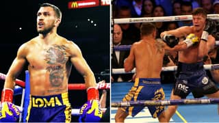 Vasyl Lomachenko Beats Luke Campbell To Defend Lightweight World Titles