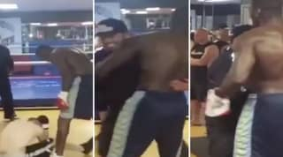 When Deontay Wilder Flew Out To LA And Destroyed An Internet Troll For His Vile Abuse