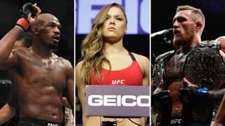 The 10 Greatest MMA Fighters Of This Decade Have Been Named