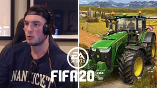 Streamers Are Quitting FIFA 20 To Play Farming Simulator Career Mode