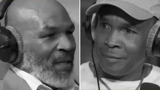 Mike Tyson Breaks Down In Tears As He Admits He Is 'Nothing' Without Boxing