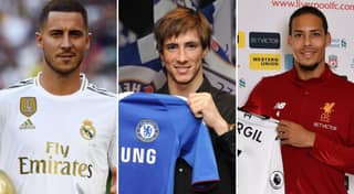 The Top 25 Highest Transfer Fee Paying Club Since 2000