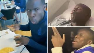 Compilation Shows Kurt Zouma Is The Funniest Footballer In The World