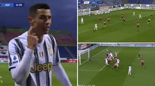 Cristiano Ronaldo Has Silenced All His Haters With A Perfect Hat-Trick Inside 32 Minutes