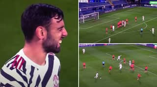 'Highlights' Video Emerges Of Bruno Fernandes' Awful Performance In Manchester United's Champions League Defeat to Istanbul Basaksehir