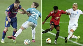 Lionel Messi Among Stars Battling For 'Panna d'Or' - The Most Nutmegs In A Year