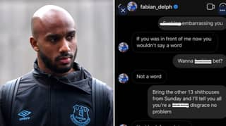 Fabian Delph Gets In Arguments With Fans On Instagram After Liverpool Loss