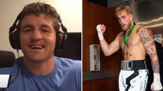 Ben Askren Says Beating Up Jake Paul Would Be 'A Fun Night'