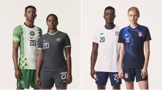 Nigeria, USA And South Korea's 2020 Nike Kits Are A Thing Of Beauty