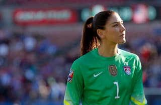 Hope Solo Responds To US National Team Suspension