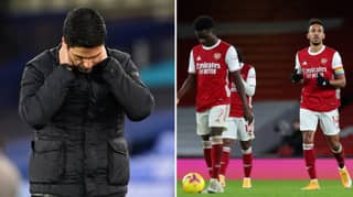 Mikel Arteta Admits Arsenal Are In A Relegation Battle