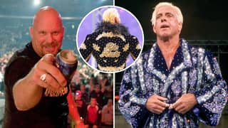 Stone Cold Steve Austin Named 'Nature Boy' Ric Flair As The Greatest Wrestler Of All Time