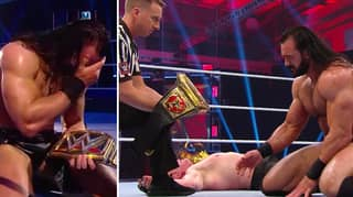 Drew McIntyre Becomes First Ever British WWE Champion By Beating Brock Lesnar