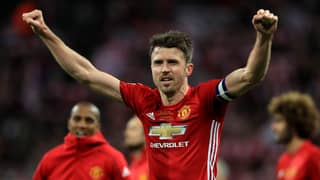 Michael Carrick Reveals His Favourite All-Time Manchester United Teammate