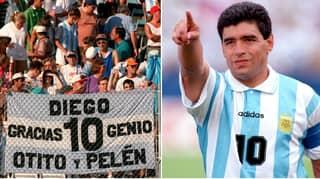 Andre Villas-Boas Wants FIFA To Retire No.10 Shirt For All Football Teams After Diego Maradona's Death