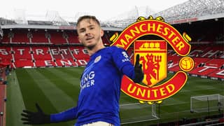 Leicester City Star James Maddison 'Wants To Join' Manchester United