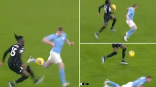 Bertrand Traore Produces Outrageous Touch And Sends Kevin De Bruyne Back To Genk