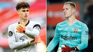 Chelsea Want To Swap Kepa Arrizabalaga For Barcelona's Marc-Andre Ter Stegen
