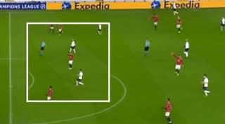 Bruno Fernandes Heard Ordering Solskjaer To Make A Sub As Man Utd Struggle v PSG