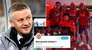 Man United's Indonesian Twitter Account Posts Very Cheeky Tweet After Liverpool Win The League