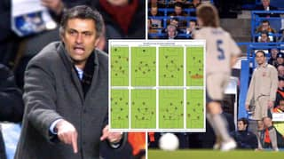 José Mourinho's Scouting Report On Barcelona From The 05/06 Season Is Incredibly Detailed