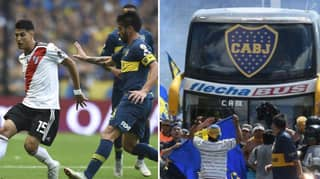 Copa Libertadores Second Leg Postponed For The Second Day Running