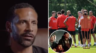 Sir Alex Ferguson's Unreal Team Talk Recalled By Rio Ferdinand