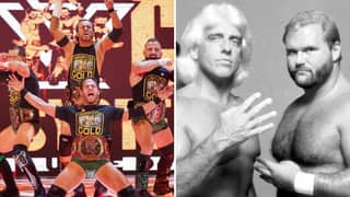 The Undisputed Era Names The Four Horsemen As Their Dream WWE Fantasy Match