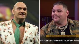Andy Ruiz Jr Calls Out Tyson Fury After His Masterclass Performance Against Deontay Wilder