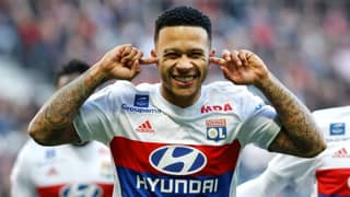 Memphis Depay Had An Absolute Stormer For Lyon Against Metz