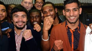 BREAKING: Manny Pacquiao vs. Amir Khan Is Off