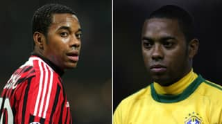 Former Real Madrid And Manchester City Star Robinho Facing Nine Years In Prison After Rape Conviction Is Upheld