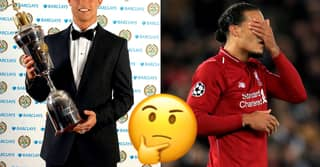 QUIZ: Can You Name The Last 20 Men To Win PFA Player Of The Year?