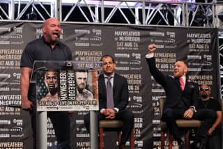 Dana White Names The Ideal Next Fight For Conor McGregor
