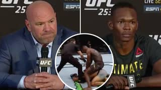 Israel Adesanya's Potential Next Opponent Revealed By Dana White After Stunning Win Over Paulo Costa
